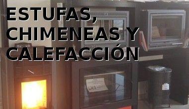 Estufas, chimeneas y calefacción