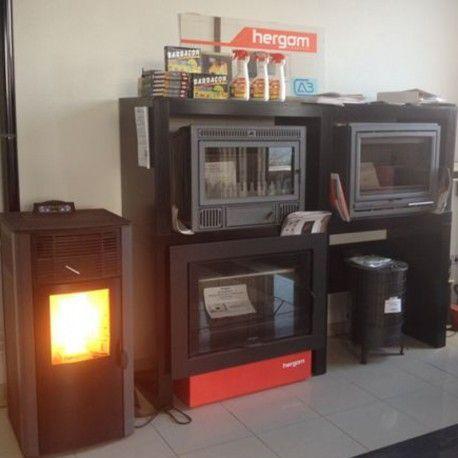 Estufas insertables y calefactores